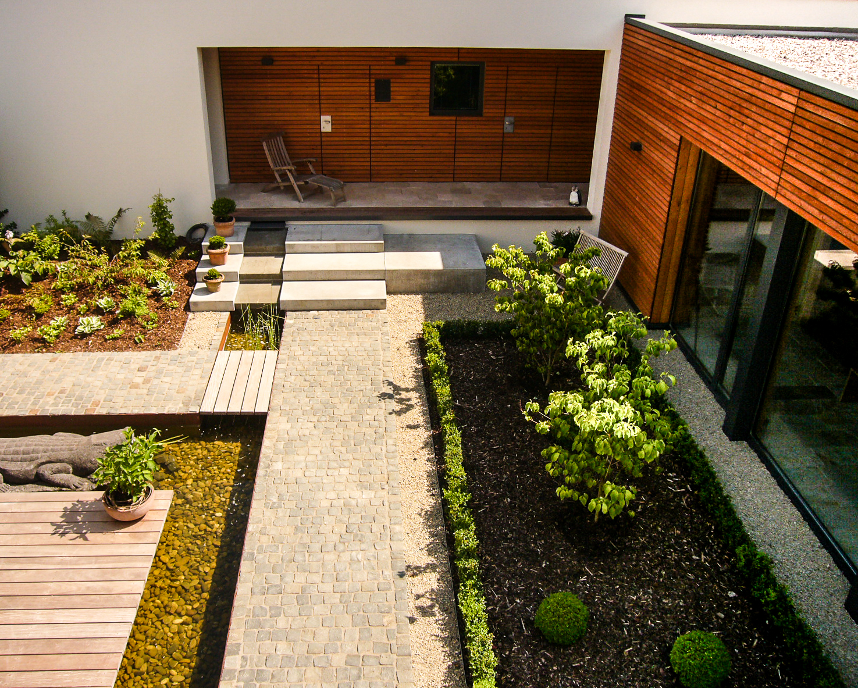 Wohnhaus im saarland hahn architekten for Architekturburo saarbrucken